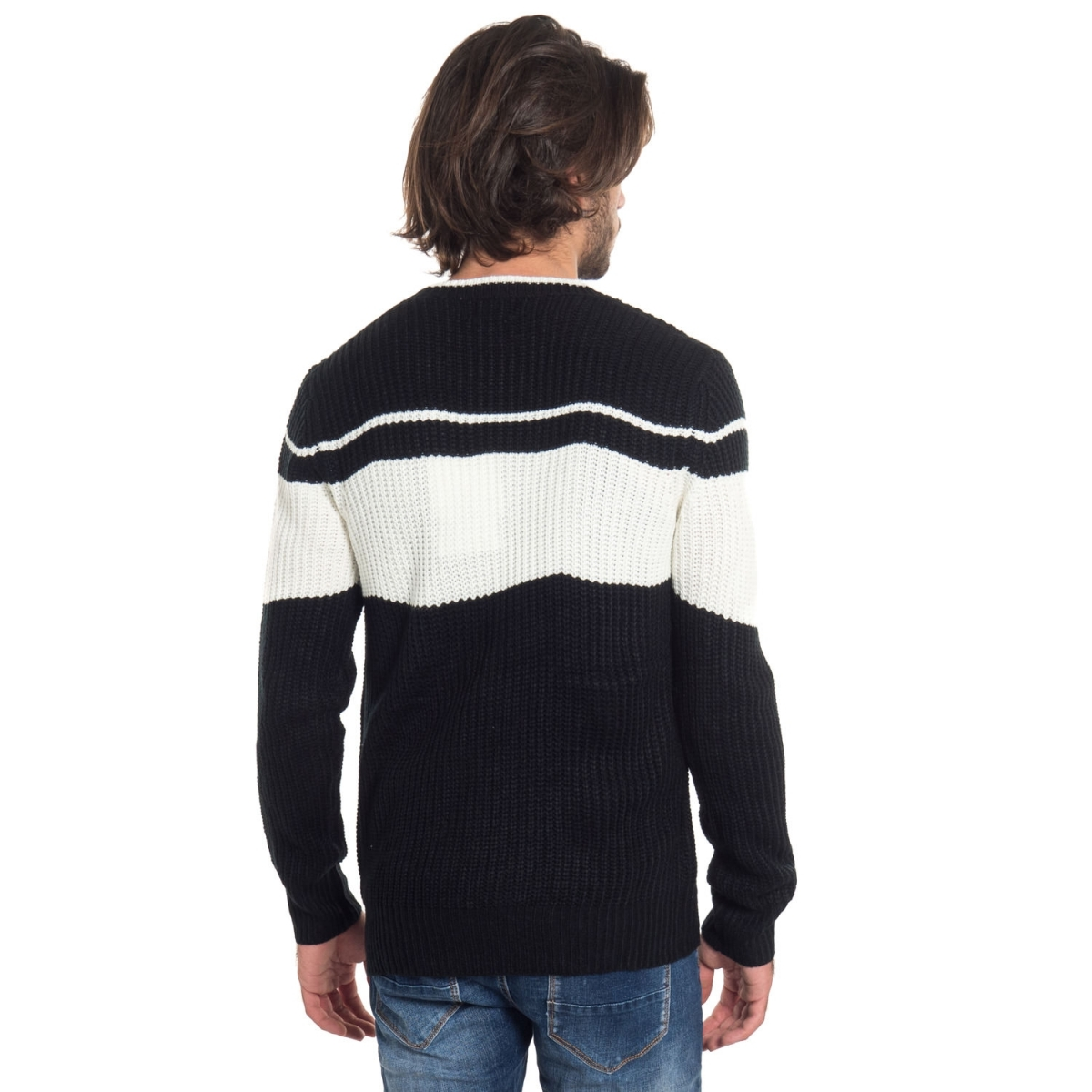 clothing Knitwears men Maglia LPL317 LANDEK PARK Cafedelmar Shop