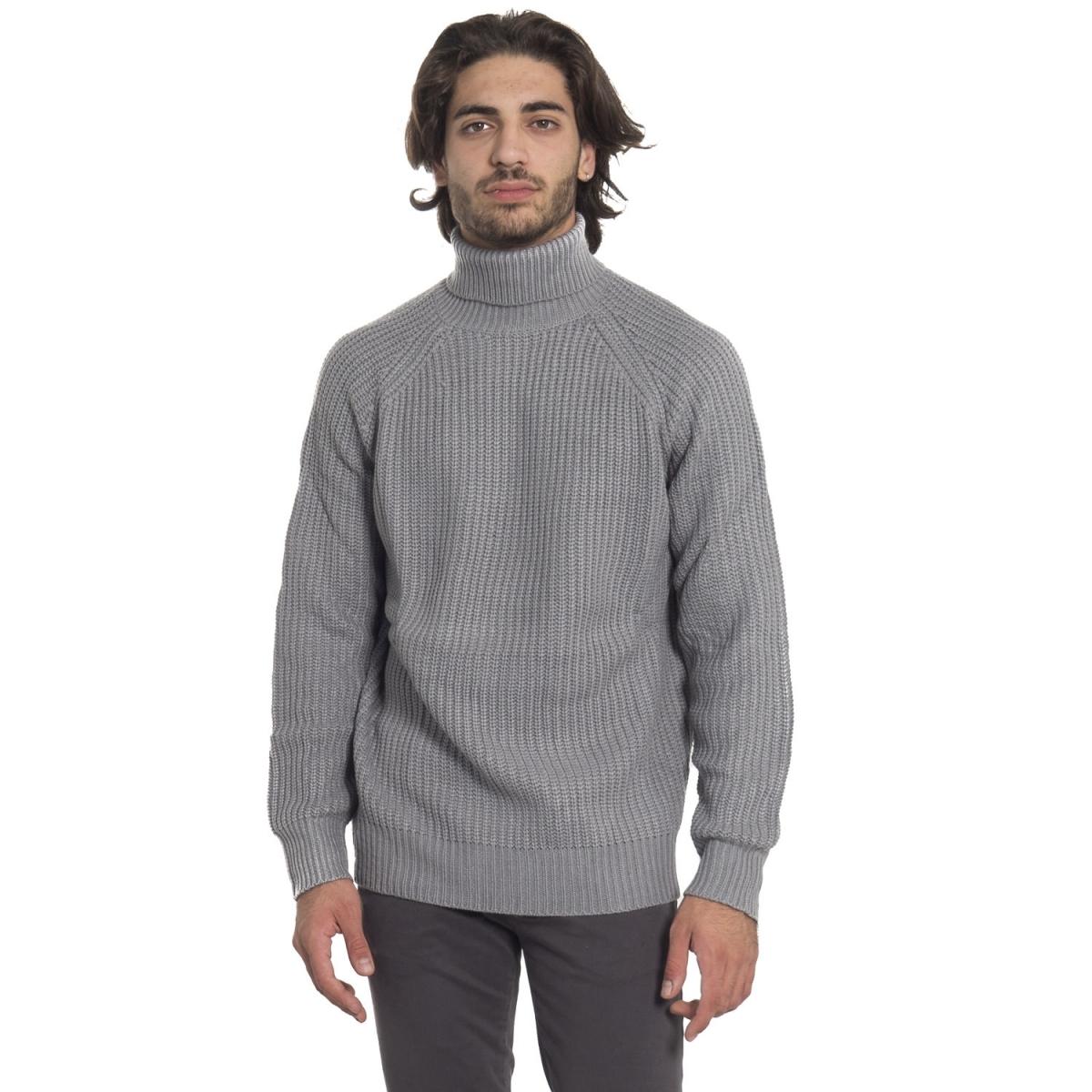 clothing Knitwears men Maglia LPATA308 LANDEK PARK Cafedelmar Shop