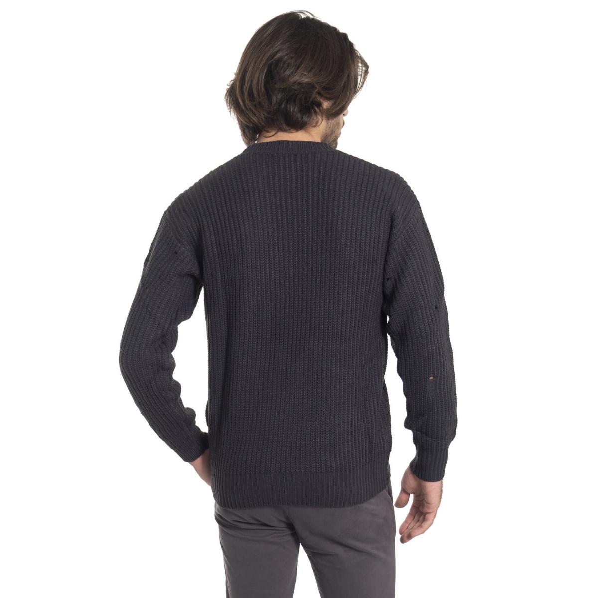 abbigliamento Maglieria uomo Maglia LPATA309 LANDEK PARK Cafedelmar Shop