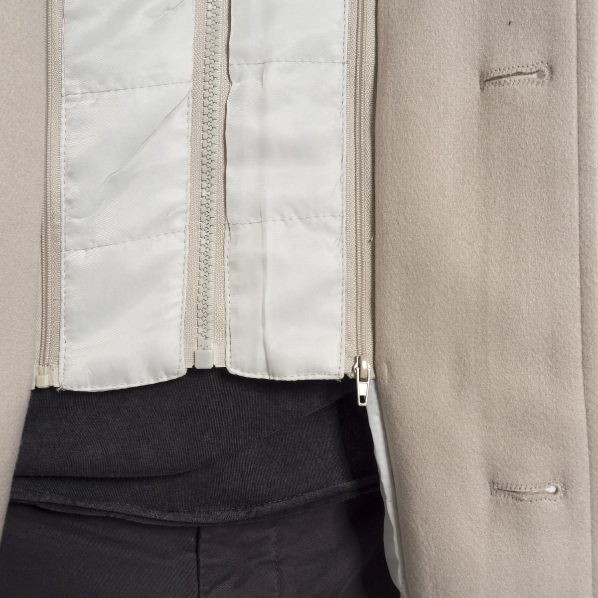 vêtements Vestes homme NP1769 BEIGE Cafedelmar Shop