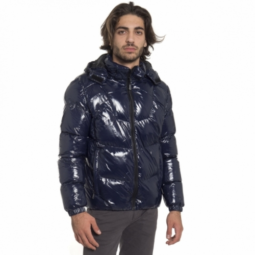 clothing Jackets men Giubbino NGA6282 NEROGRANIT Cafedelmar Shop