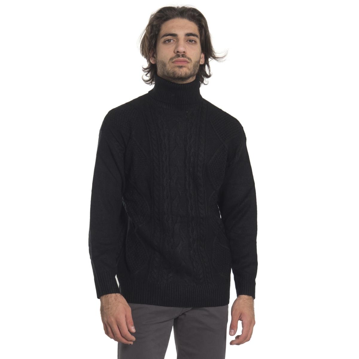 clothing Knitwears men Maglia LPATA305 LANDEK PARK Cafedelmar Shop
