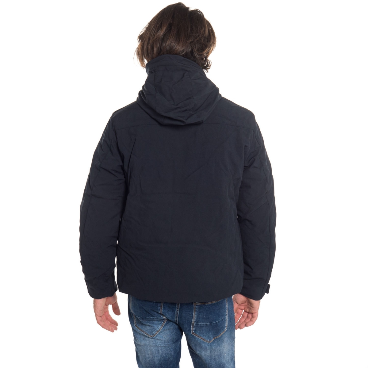 abbigliamento Giubbini uomo Giubbotto imbottito LPBBK29005 LANDEK PARK Cafedelmar Shop