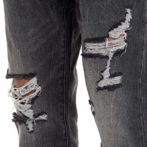 abbigliamento Jeans uomo Jeans Slim Fit LPY1802 LANDEK PARK Cafedelmar Shop