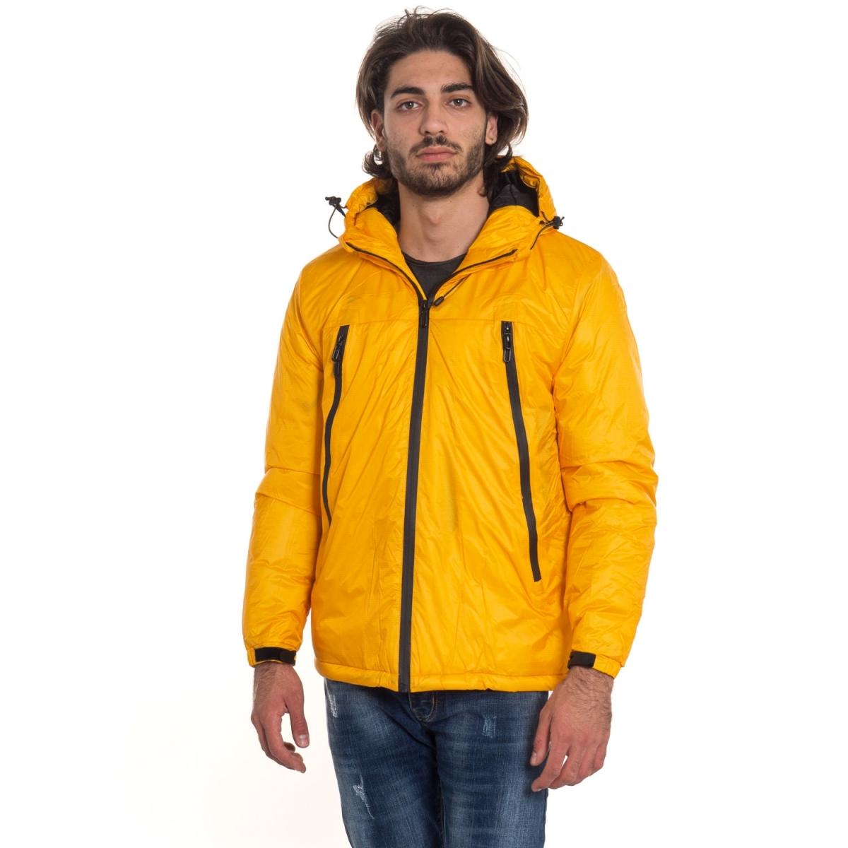 abbigliamento Giubbini uomo Giubbotto impermeabile LPBBK52007 LANDEK PARK Cafedelmar Shop