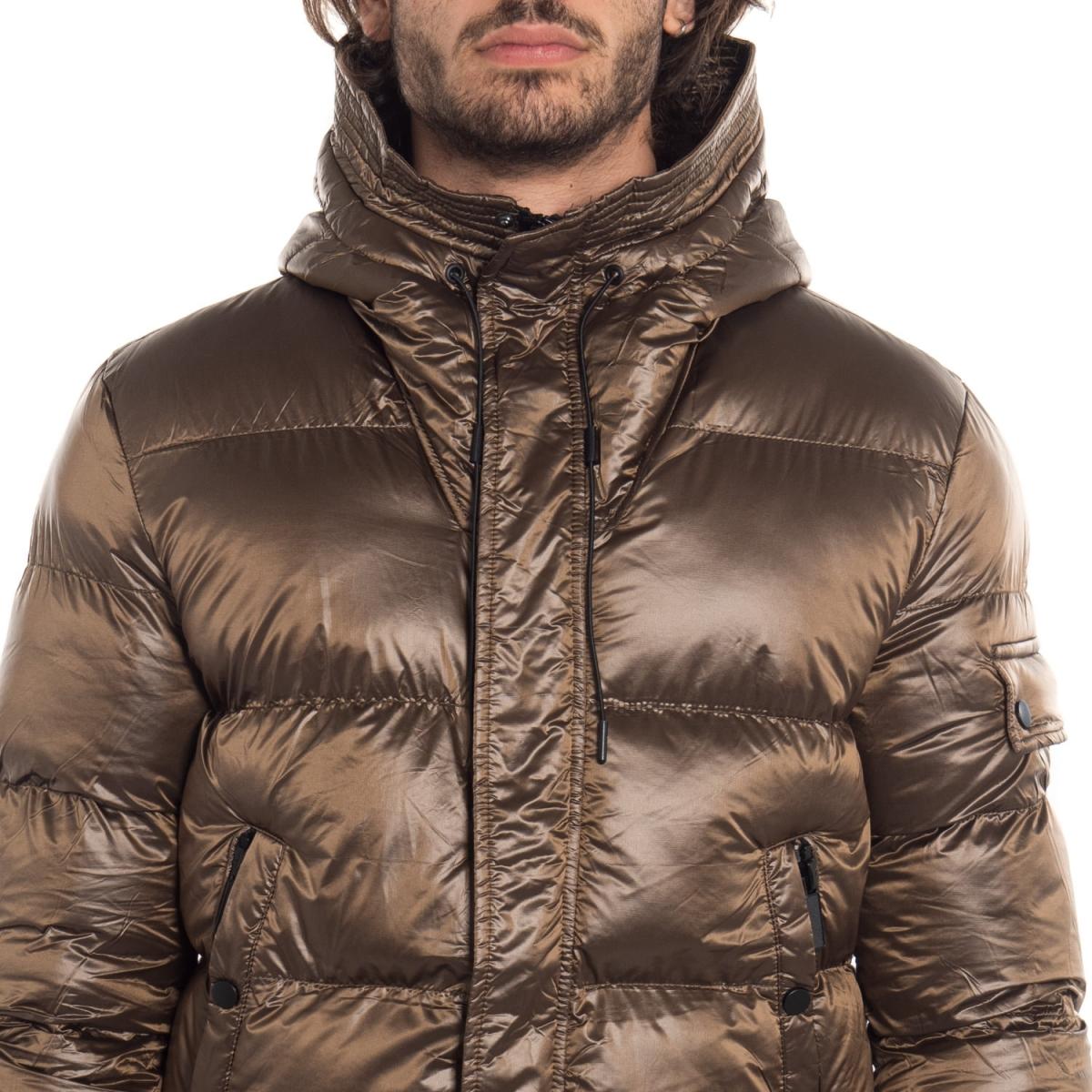 abbigliamento Giubbini uomo Piumino da uomo LPBBK12001 LANDEK PARK Cafedelmar Shop