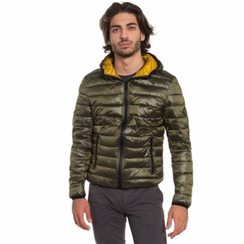 abbigliamento Giubbini uomo Piumino GL230R GIANNI LUPO Cafedelmar Shop